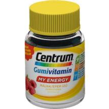 CENTRUM MY ENERGY felnőtt gumivitamin málna/eper 30x