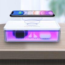 UV sterilizáló és mobiltelefon töltő