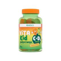 BÉRES VITAKID C+D3 gumivitamin (50x)