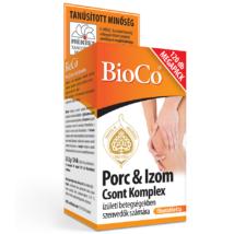 BIOCO Porc & Izom Csont Komplex tabletta MEGAPACK (120x)