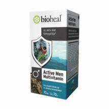 BIOHEAL Active Men Multivitamin lágyzselatin kapszula 70x