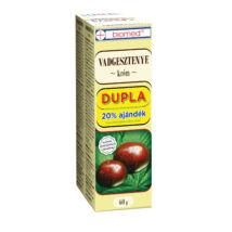BIOMED Vadgesztenye krém DUPLA (60g+60g)