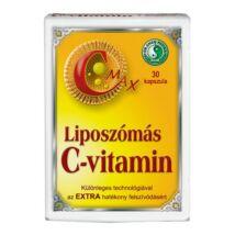 DR.CHEN C-MAX liposzómás C-vitamin lágyzselatin kapszula (30x)