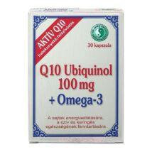 DR.CHEN Q10 Ubiquinol 100mg + Omega-3 kapszula (30x)