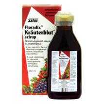 FLORADIX Krauterblut szirup vashiány ellen (250ml)