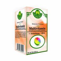 HERBÁRIA Multivitamin + ásványi anyag +Q10 filmtabletta (30x)