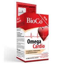 BIOCO Omega Cardio lágyzselatin kapszula (60x)