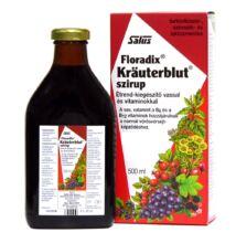 FLORADIX Krauterblut szirup vashiány ellen (500ml)