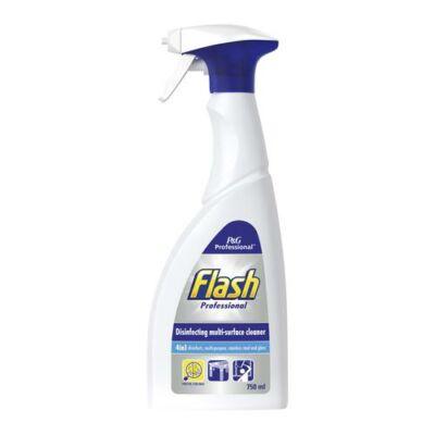 FLASH PROFESSIONAL 4 az 1-ben Felületfertőtlenítő 750ml