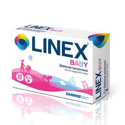 LINEX BABY Étrendkiegészítő csepp 1x8ml