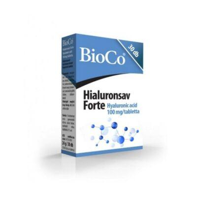 BIOCO Hialuronsav FORTE tabletta (30x)