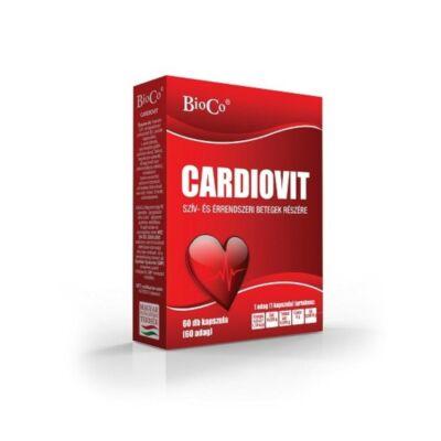 BIOCO Cardiovit Q10 100mg kapszula (60x)
