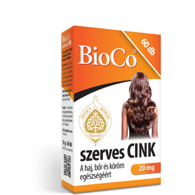 BIOCO Szerves cink tabletta (60x)