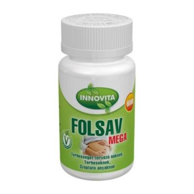 BIOCO-Innovita Folsav MEGA tabletta (60x)