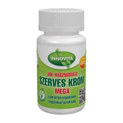 BIOCO-Innovita szerves króm MEGA tabletta (60x)