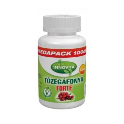 BIOCO-Innovita Tőzegáfonya FORTE tabletta MEGAPACK (100x)