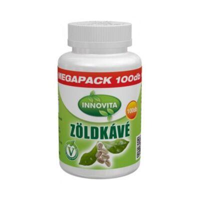 BIOCO-Innovita zöldkávé kivonat tabletta MEGAPACK (100x)