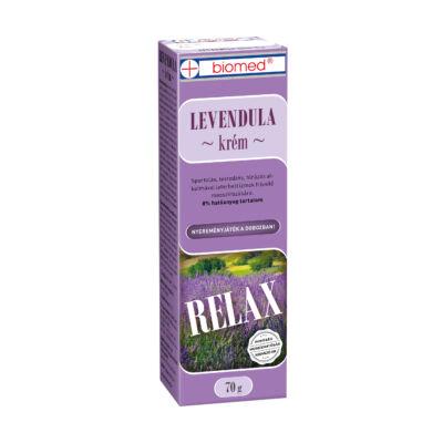 BIOMED Levendula krém (70g)