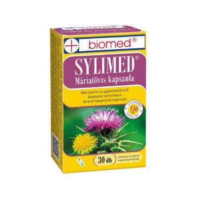 BIOMED Sylimed Máriatövis kapszula (30x)