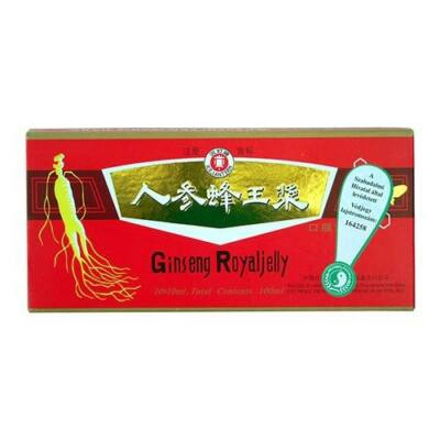 DR.CHEN Ginseng Royal Jelly ampulla (10x10ml)