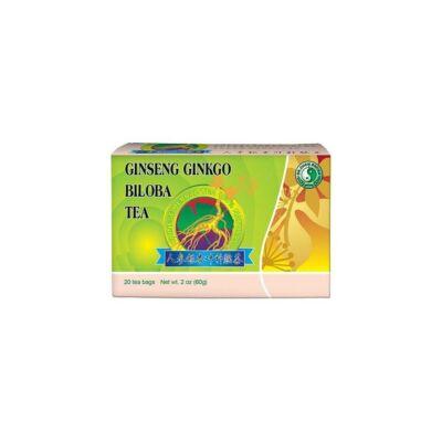 DR.CHEN Ginseng Ginkgo Biloba zöldtea filteres teakeverék (20x)