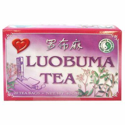 DR.CHEN Luobuma vérnyomáscsökkentő filteres tea (20x)