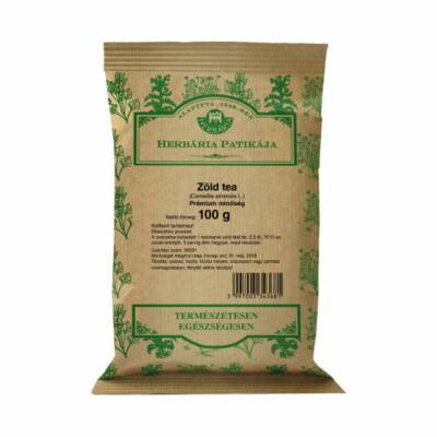HERBÁRIA Zöld tea 100g