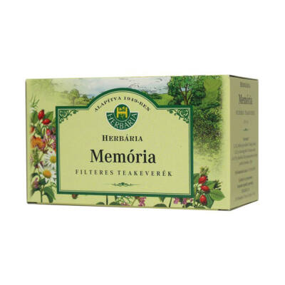HERBÁRIA Memória tea 1g (20x)