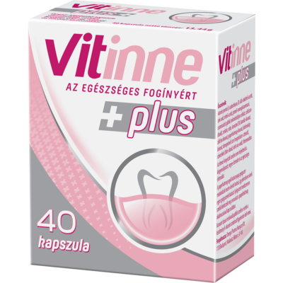 VITINNE PLUS+ íny egészség kapszula 40x